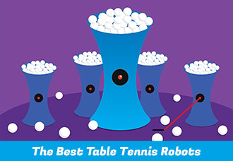 The Best 5 Table Tennis Robots