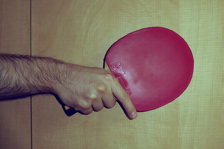 table tennis shakehand grip