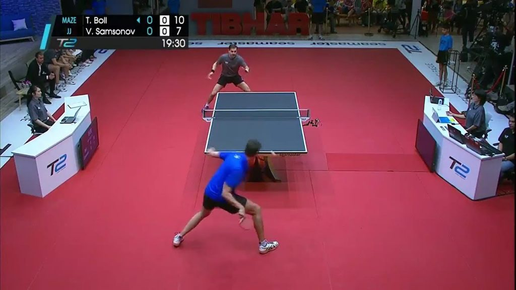 T2APAC match screenshot