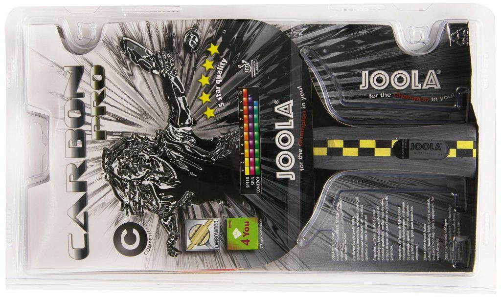 Joola Carbon Pro in case