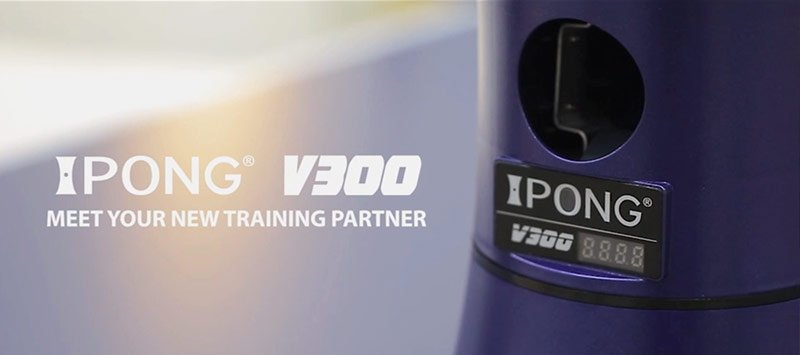 iPong v300 close up