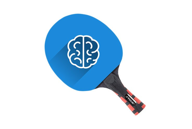 table tennis and the brain