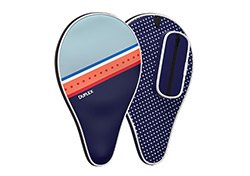 Duplex Ping Pong Paddle Case