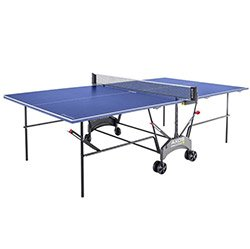 The Kettler Outdoor Is A 3/4 Inch (22mm) Thick Ping Pong Table That Has A  Top Made From Multiple Layers Of Materials Like Wood, Aluminum, And Their  Patented ...
